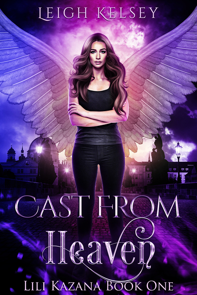 Cast From Heaven by Leigh Kelsey