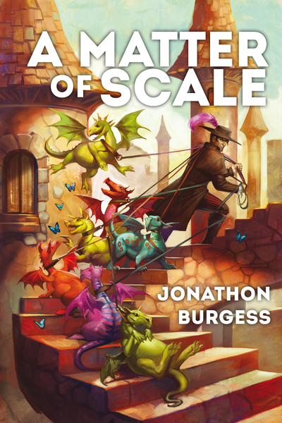 A Matter of Scale by Jonathon Burgess