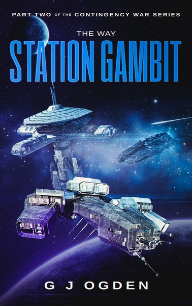 The Waystation Gambit by G J Ogden