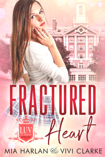 Fractured Heart by Mia Harlan
