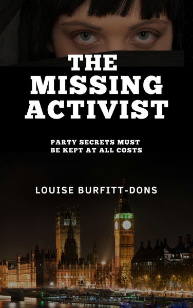 The Missing Activist by Louise Burfitt-Dons