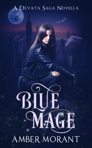 Blue Mage by Amber Morant
