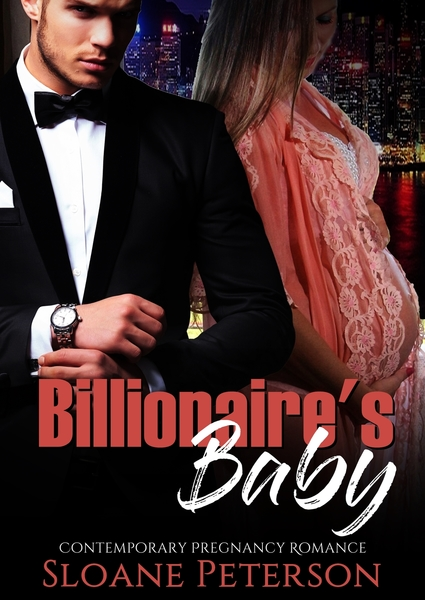 Billionaire's Baby by Ruby City Books