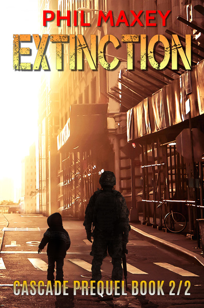 Extinction by Phil Maxey