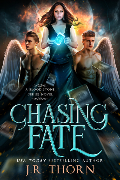 Chasing Fate by J.R. Thorn