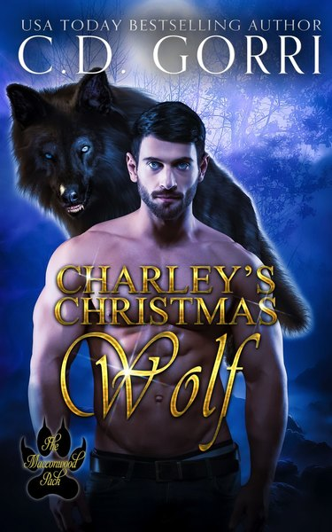 Charley's Christmas Wolf by C.D. Gorri
