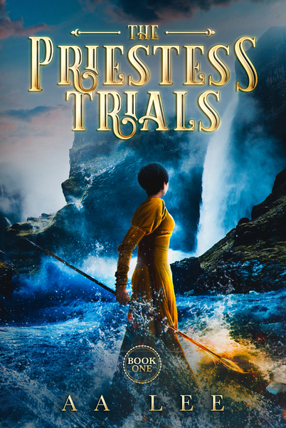The Priestess Trials by AA Lee