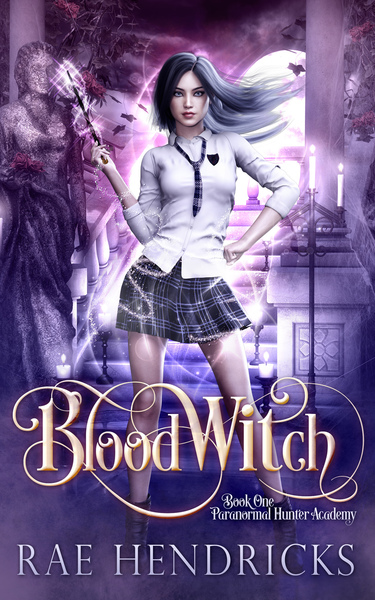 Blood Witch by Rae Hendricks