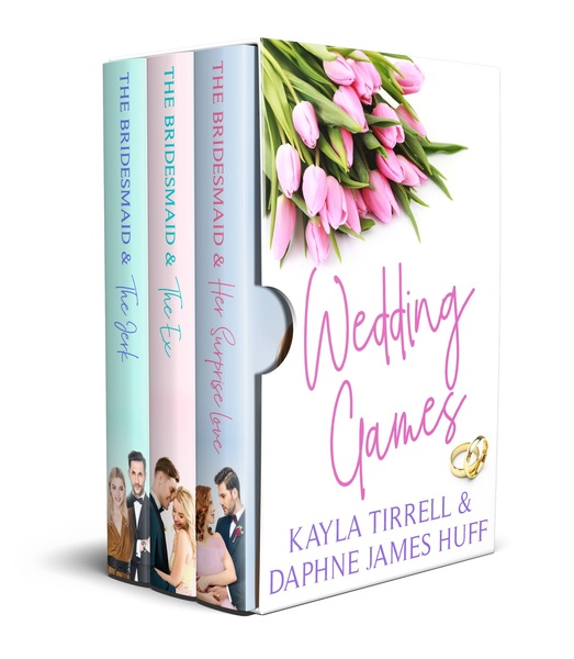 Wedding Games: The Complete Sweet Romance Series by Kayla Tirrell