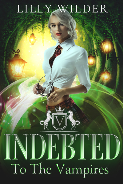 Indebted To The Vampires by Lilly Wilder