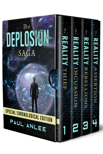 The Deplosion Saga: Special Chronological Edition by Paul Anlee