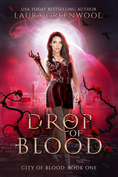 Drop Of Blood by Laura Greenwood