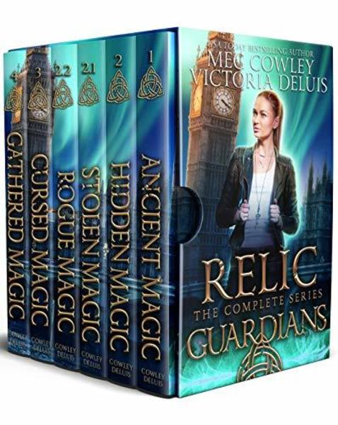 Relic Guardians Collection by Victoria DeLuis
