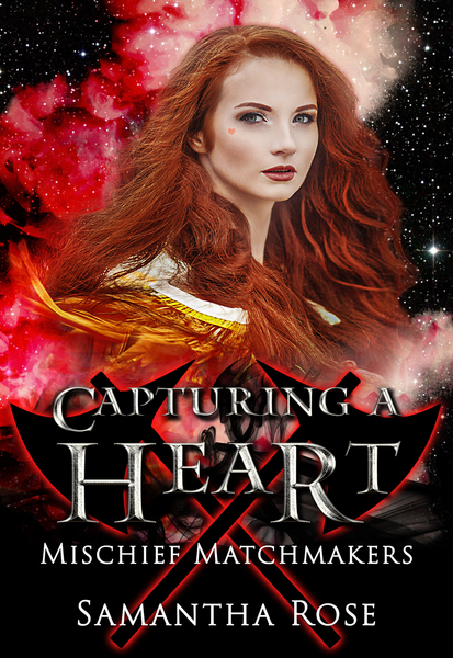 Capturing a Heart by Samantha Rose