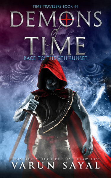 Demons of Time (Ten Percent Sample) by Varun Sayal