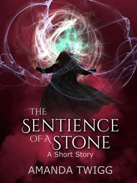 The Sentience of a Stone by Amanda Twigg