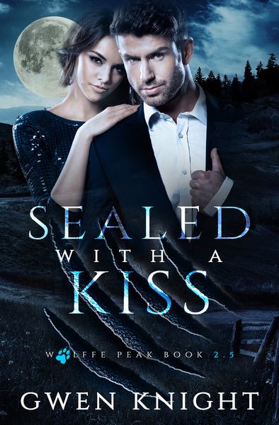 Sealed With A Kiss by Gwen Knight