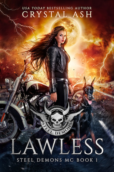 Lawless by Crystal Ash