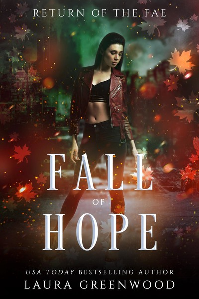 Fall Of Hope by Laura Greenwood