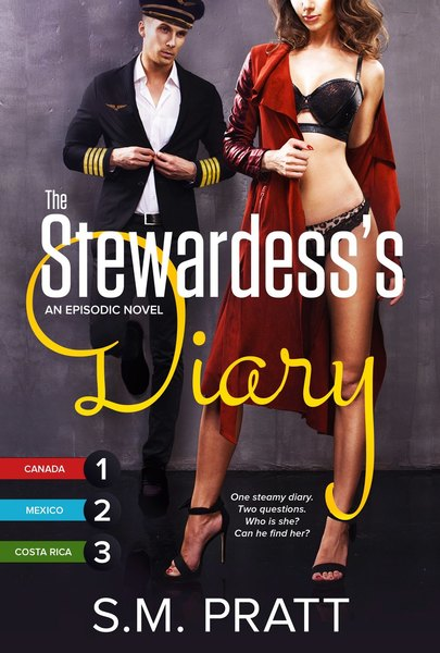 The Stewardess's Diary - Parts 1 - 3 by S.M. Pratt