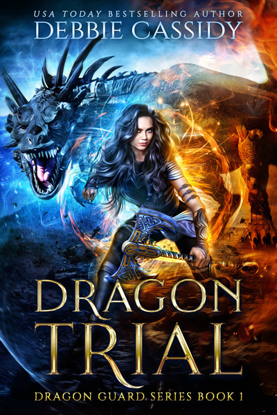 Dragon Trial Sample by Debbie Cassidy