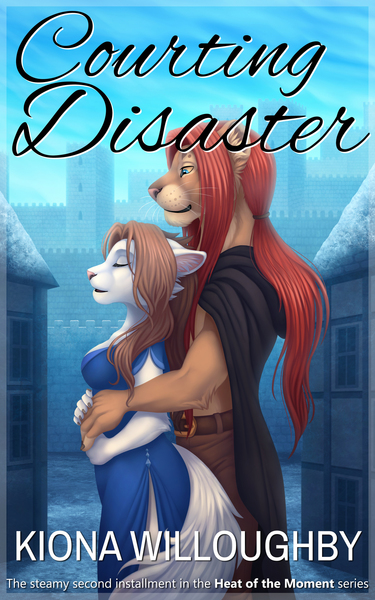 Courting Disaster by Kiona Willoughby
