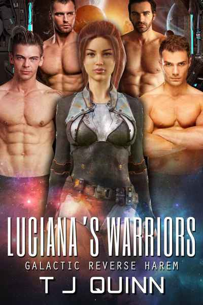 Luciana's Warriros by T.J. Quinn