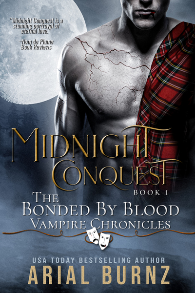 Midnight Conquest - Book 1 by Arial Burnz