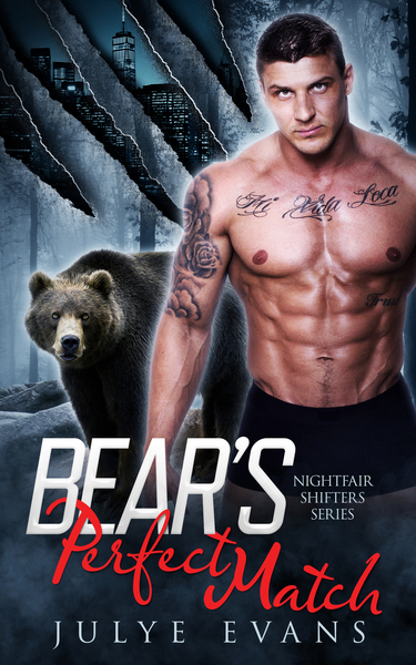 Bears Perfect Match by Julye Evans