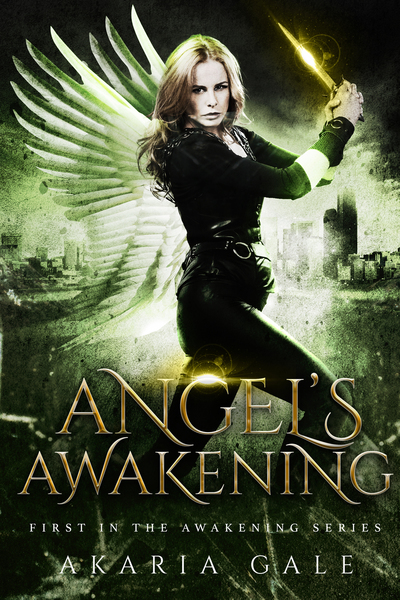 Angel's Awakening by Akaria Gale