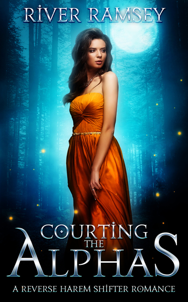 Courting the Alphas by River Ramsey (18+ Only)