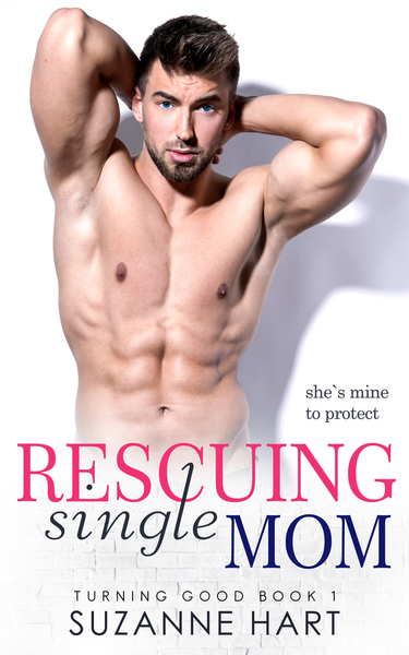 Rescuing Single Mom by Suzanne Hart