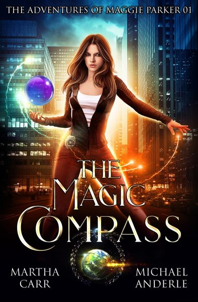 The Magic Compass by Martha Carr