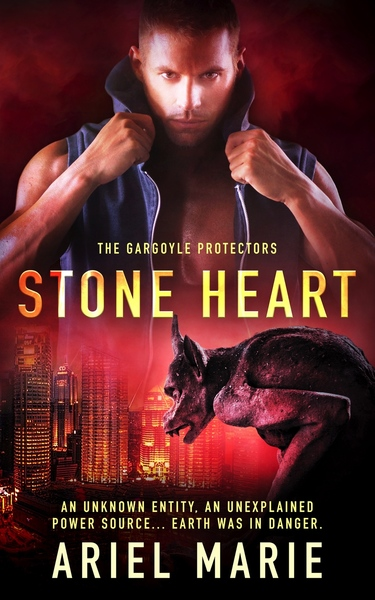 Stone Heart (The Gargoyle Protectors 1) by Ariel Marie