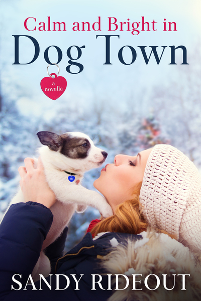 Calm and Bright in Dog Town by Sandy Rideout