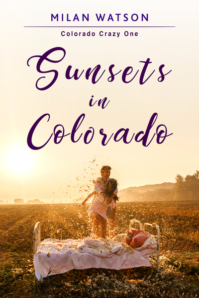 SUNSETS IN COLORADO by Milan Watson