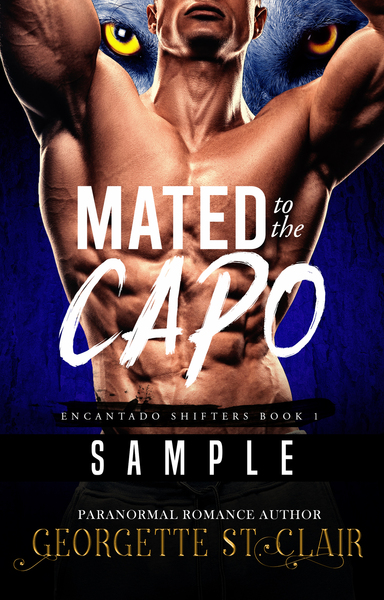 Mated to the Capo (Sample) by Georgette St. Clair