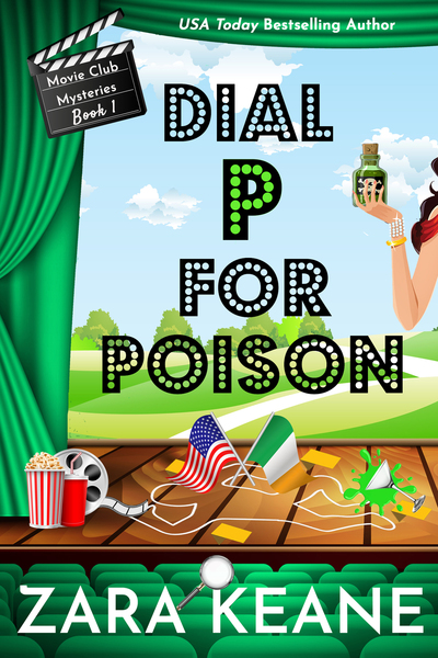 Dial P For Poison by Zara Keane