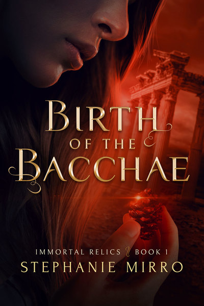 Birth of the Bacchae Excerpt by Stephanie Mirro