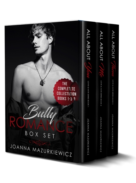 Bully Romance sample by Joanna Mazurkiewicz