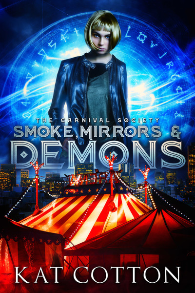 Smoke, Mirrors and Demons by Kat Cotton