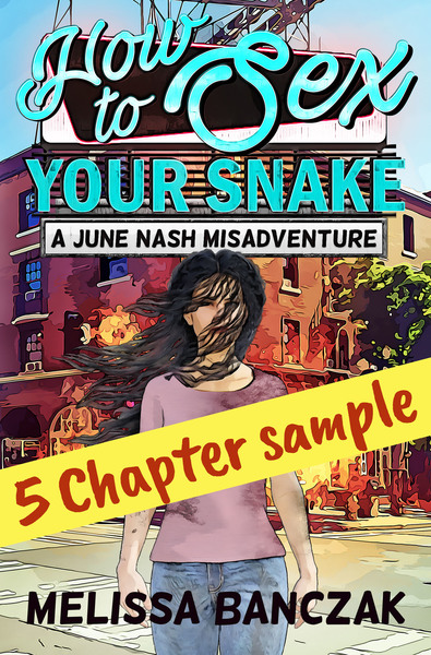 How to Sex Your Snake Sample by Melissa Banczak