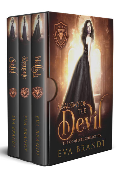 Academy of the Devil The Complete Collection by Eva Brandt