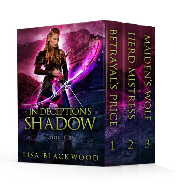 In Deception's Shadow by Lisa Blackwood