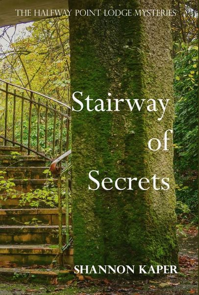 Stairway of Secrets by Shannon Kaper
