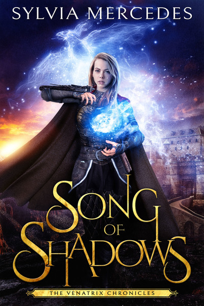 Song of Shadows by Sylvia Mercedes
