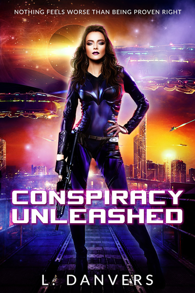Conspiracy Unleashed by L. Danvers