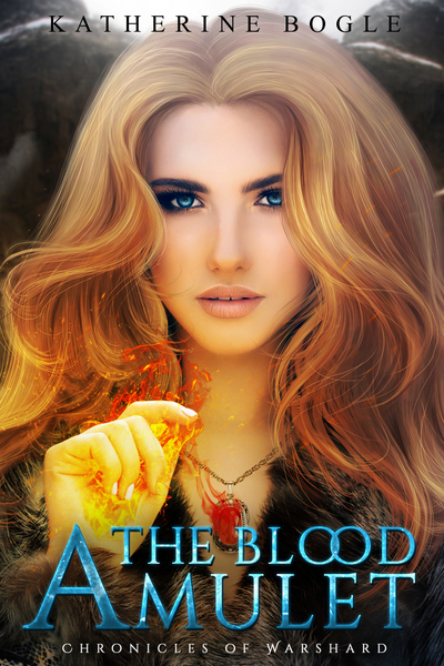 The Blood Amulet by Katherine Bogle