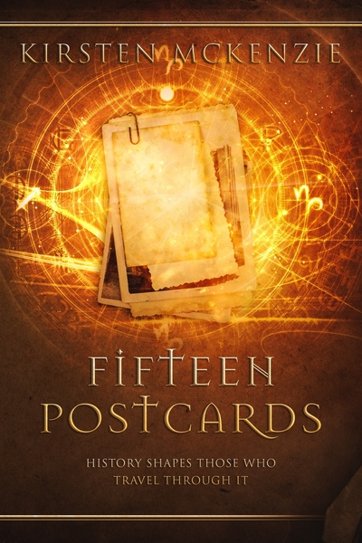Fifteen Postcards by Kirsten McKenzie