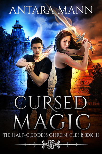 Cursed Magic by Antara Mann